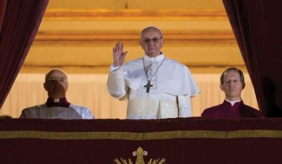 Vatican Conclave Elects Cardinal Jorge Mario Bergoglio As Pope